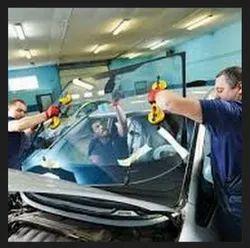 Car Glasses Repairing Service