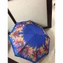 Folding Printed Umbrella, Size: 21x8 Inch