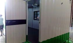 Steel Site Office Cabin