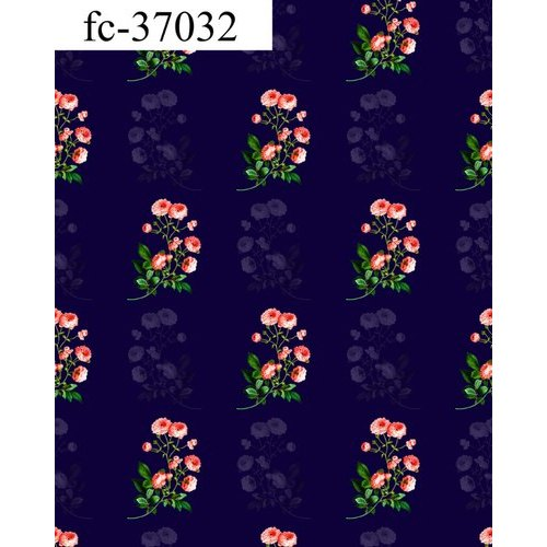 Ladies Screen Printed Fabric