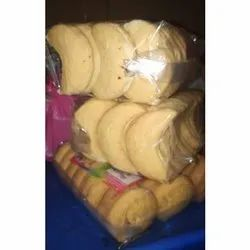 1 To 2 Month Chand Shaped Sweet Biscuit, Packaging Type: Box
