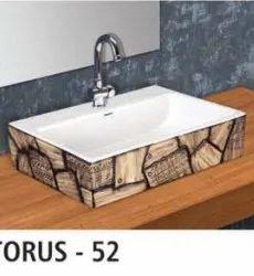 Torus-52 Table Top Wash Basin