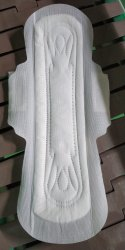 White Ultra Drynet Sanitary Pad