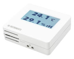Wall Mount Humidity Transmitter with Modbus