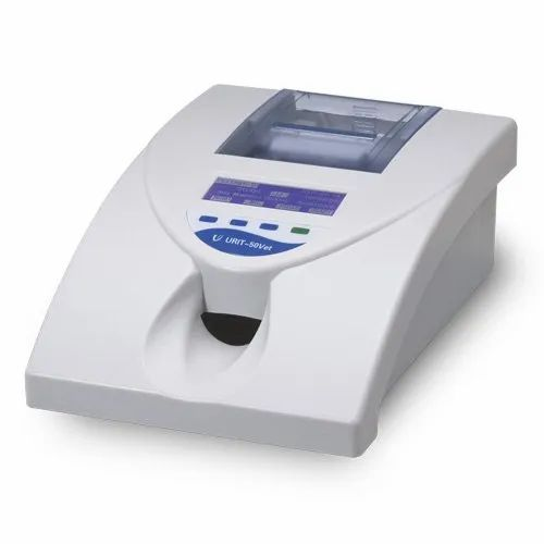 Automatic Vet Urine Analyzer, Model: 50VET
