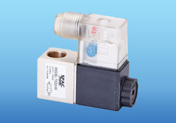 2 Position 2 Ports Solenoid Valve Direct Acting