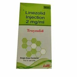 2 Mg Linezolid Injection