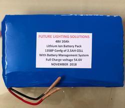Lithium Ion Pack 48 Volt