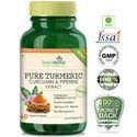 Pure Turmeric Curcumin Piperine Extract