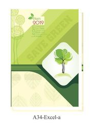 Flora Universal Diary Excel A