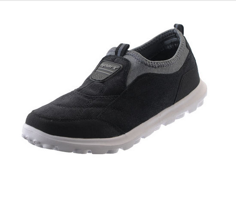 6fa0e346f3cfd Sparx Black   Grey Gents Sports Shoes SM-262 at Rs 1349  pair ...