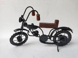Iron Bike Miniature Decor