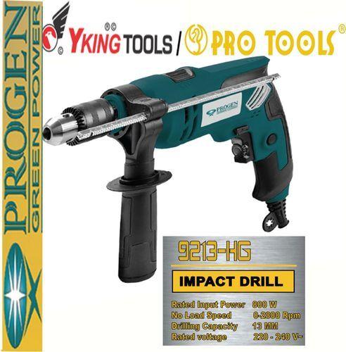 Progen Impact Drill 9213-HG, 800W