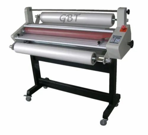 Lamination Machines Electric Thermal Lamination Machine 40r Manufacturer From Delhi