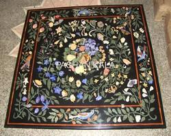 Marble Inlaid Dining Table Top
