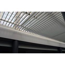 Aluminium Exterior Louver