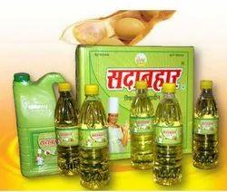 Sadabhar Soya Refined Oil