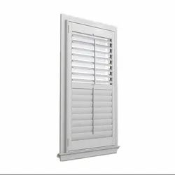 UPVC Single Window Shutter