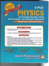 2nd Puc Jeevith Physics ( A Complete Question Bank With Answers )