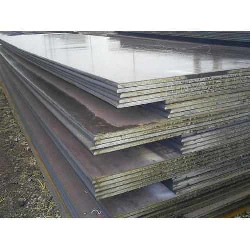 ASTM Stainless Steel Plates, Size: 1000-6000 mm