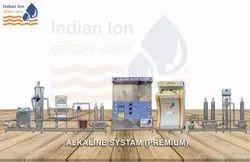 Alkaline Water Plant