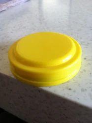 Adeshwar Plastic Yellow Bottle Cap Closures