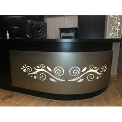 Reception Counter Turnkey Project