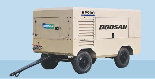 Bobcat Diesel Driven Compressor