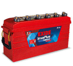 Exide Invaplus Tubular Battery