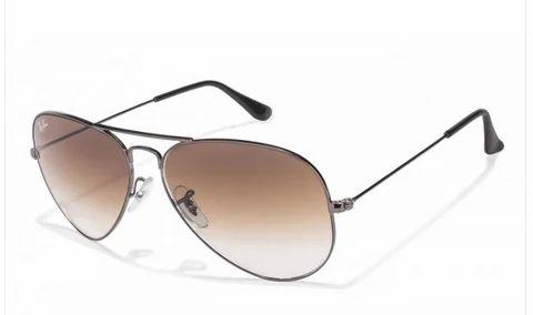 75dc3bf995 RB3025 004 51 Gunmetal Faded Brown Men Metal Sunglasses at Rs 5790 ...
