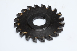 Carbide Brazed Milling Cutter