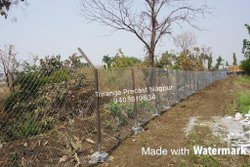 Chain Link Fencing Roll with fitting