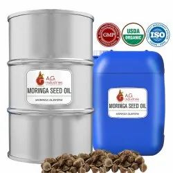 AG Industries Moringa Seed Oil for Flavor and Fragrances, Packaging Type: HDPE Drum
