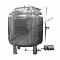 Stainless Steel DM Water Storage Tank