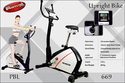 Home Use Exercise Upright Bike 669