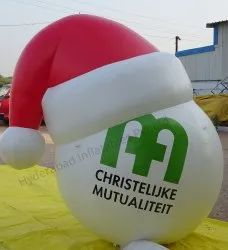CHRISTMAS HAT INFLATABLE