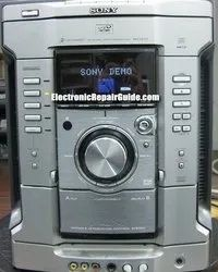 Music System Repairing Service