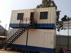 Multi Storey Portable Site Offices
