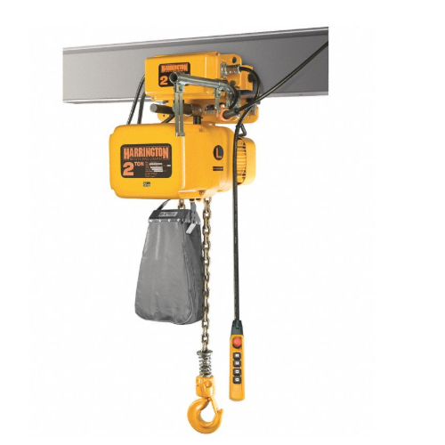 Motorized Trolley Electric Hoist, Capacity: 1-3 ton