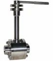 Forged Cryogenic Trunnion Ball Valve