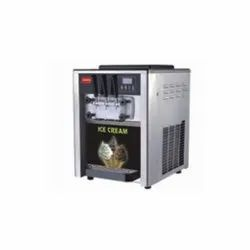 PM-825T 2 Twist Softy Ice Cream Machine