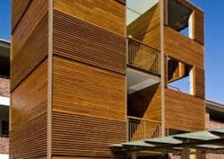 Exterior Wooden Cladding