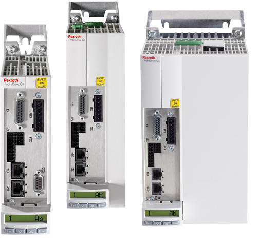 Bosch Rexroth Automation Products - Servo Drive Manufacturer from