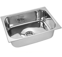 Square Bowl Kitchen Sink