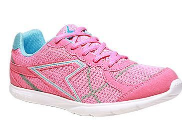 Womens Pink Sports Shoes, Ladies Sport
