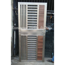Stainless Steel Door Stainless Steel Doors Manufacturer