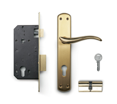 Mortise-Internal Doors Aura   Grug Projects Private Limited