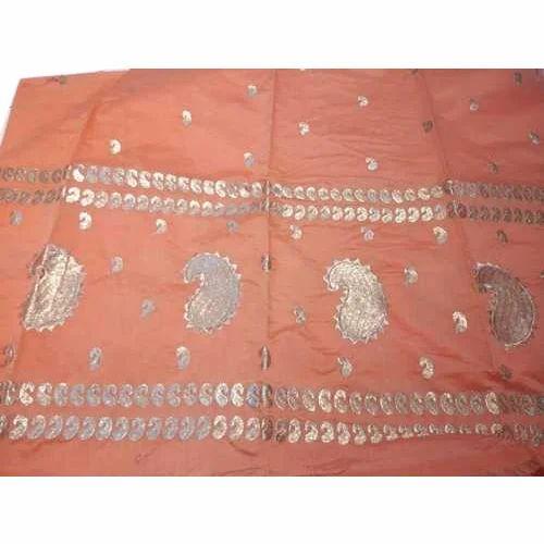 Embroidery Mekhela Chadar, Packaging Type: Packet