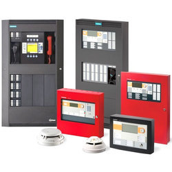 Siemens Addressable Fire Alarm System