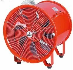 2000W Portable Ventilation Fan SM CTF 60, Size: 600 Mm, 230V